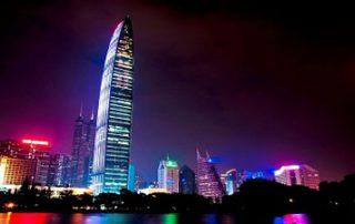 Kingkey-100-Shenzhen smart glass