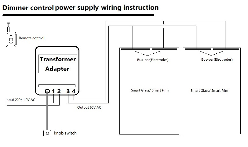 Dimmer-power-supply-wiring-instruction